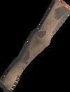 Severed leg detail