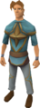 Saradominist ceremonial robe outfit equipped.png