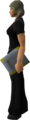 Armadyl's Book of Law equipped.png