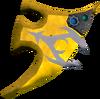 Augmented arcane spirit shield detail