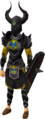 Black heraldic armour set 3 (sk) equipped.png