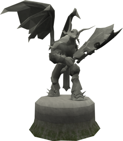 File:Sturdy Zamorak statue.png
