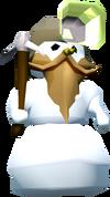 Dwarf snowman