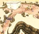Desert Mining Camp