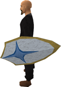 Falador shield 3 equipped
