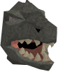 File:Helm of the Dagannoth chathead.png
