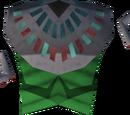 Pharaoh's top (green)