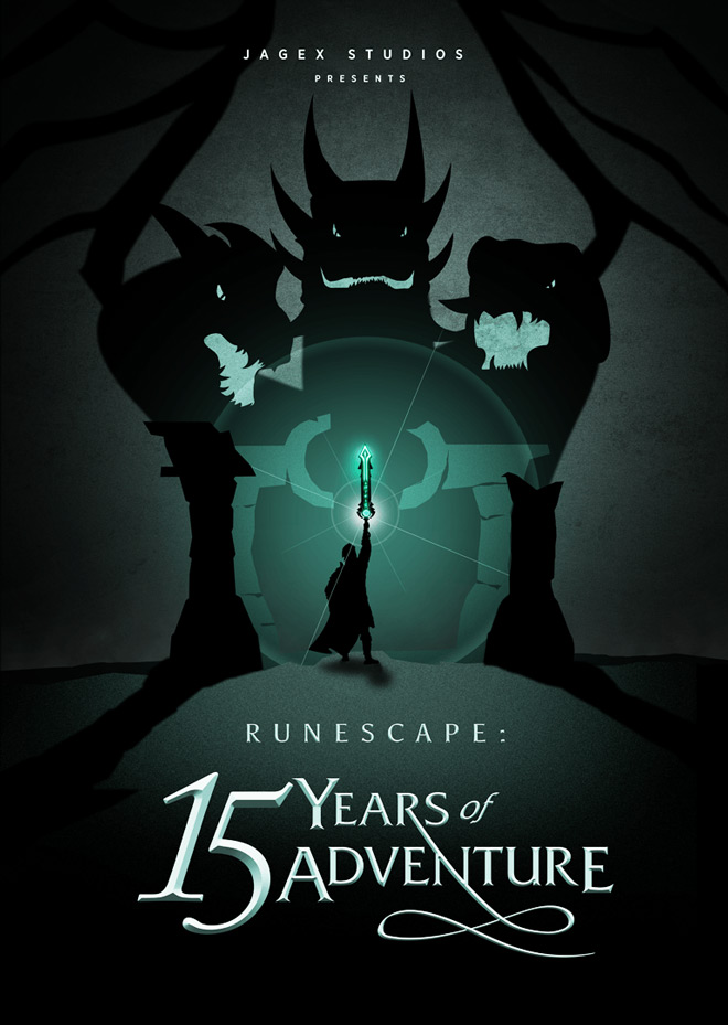 15 years of Adventure competition winner