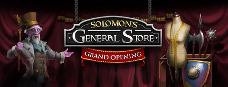 General Store Banner