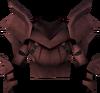 Lucky dragon platebody detail