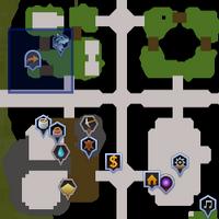 Fairy ring DJS location