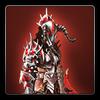 K'ril's Godcrusher armour icon (female)