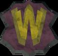 Wicked hood teleport token detail