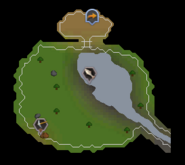 Enchanted Valley map
