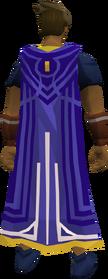 Milestone cape (90) equipped