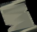 Parchment (Olaf's Quest)