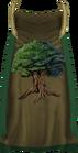 Woodcut. cape (t) detail