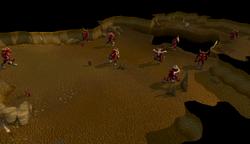 Karamja Volcano Resource Dungeon