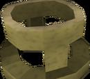 Golden precision bracelet