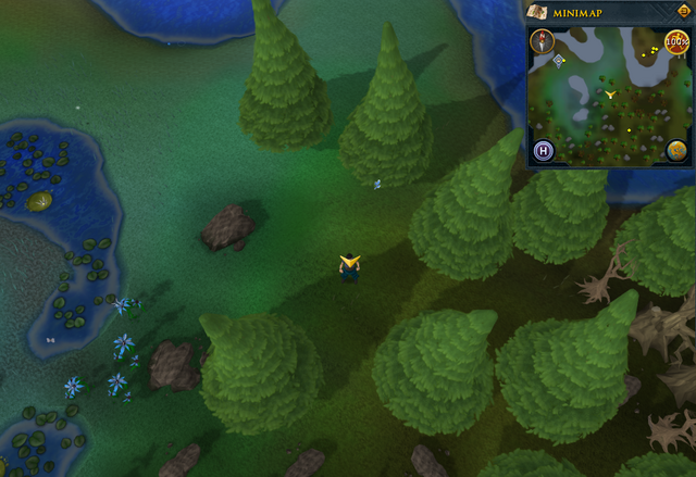File:Scan clue Tirannwn south of Elf Camp fishing spot.png