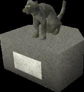 Bob-small-statue