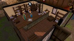 Carwen Essencebinder Magical Runes Shop interior