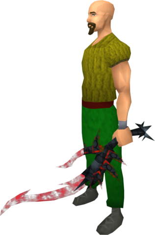 File:Off-hand drygore longsword (blood) equipped.png