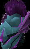 Rune full helm (Ancient) detail