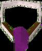 Salve amulet detail