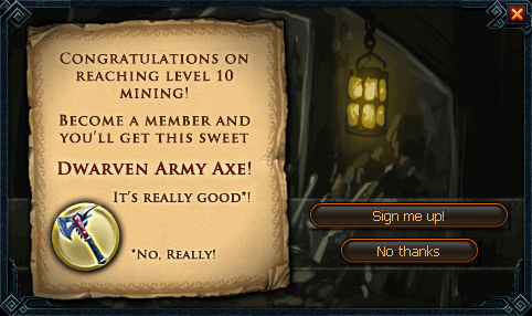 File:Dwarven army axe (Mining) popup.png