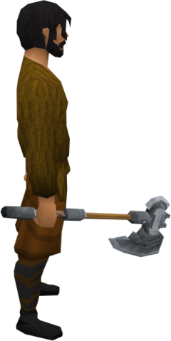 File:Steel battleaxe equipped.png