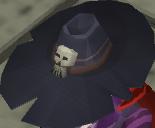 Duellist's cap (tier 1) detail