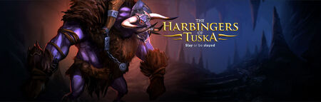 Harbingers of Tuska banner