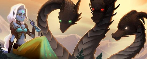 RuneScape Idle Adventures update post header
