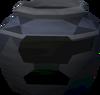 Strong smelting urn detail