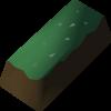 Mint cake detail