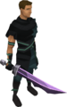 Mithril ceremonial sword V equipped.png
