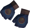 Nimble gloves detail