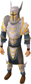 Proselyte armour set (lg) equipped