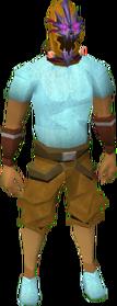 Wildstalker helmet tier 6 equipped