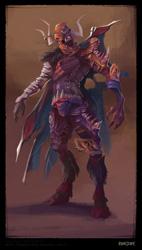 Demonflesh Armour main page