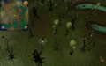 Scan clue Haunted Woods west of Port Phasmatys General Store.png