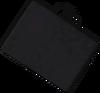 Off-hand briefcase detail