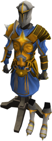 File:Warpriest of Saradomin armour on stand.png