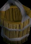 Bailing bucket detail