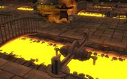 Lava Flow Mine explosion
