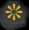 Mind rune (Runespan) detail