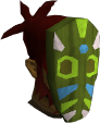 File:Tribal mask (green) chathead.png
