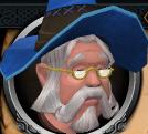 Wizard Borann chathead