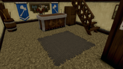 Bob's Brilliant Axes interior